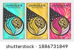 colorful packaging design of... | Shutterstock .eps vector #1886731849
