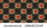 Modern Pattern With Geometric...