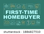 first time homebuyer word...
