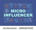 micro influencers word concepts ...