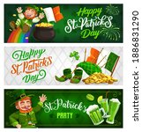 St. Patricks Day Banners ...