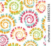 seamless vector pattern with... | Shutterstock .eps vector #1886832256