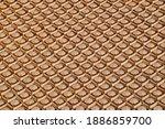 Orange Squrae Ceramic Tile...
