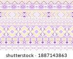 sacral tribal ethnic motifs...   Shutterstock .eps vector #1887143863
