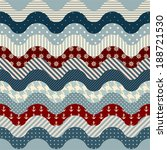 seamless background pattern.... | Shutterstock .eps vector #188721530