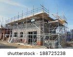 house under construction | Shutterstock . vector #188725238