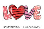 draw vector illustration design ... | Shutterstock .eps vector #1887343693