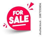 vector illustration round label ... | Shutterstock .eps vector #1887350806