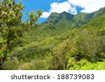 iao valley state park on maui... | Shutterstock . vector #188739083