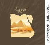 vector illustration of the... | Shutterstock .eps vector #1887395533