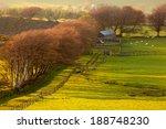 English Countryside Devon Uk