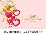 design concept for a poster... | Shutterstock .eps vector #1887600649