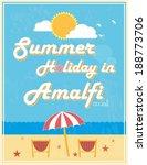 Summer Holiday Poster Design ...
