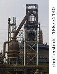 abandoned factory in beijing ... | Shutterstock . vector #188775140