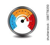 temperature gauge used in...   Shutterstock .eps vector #188778350