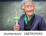 Zhanang  Tibet  China   August  ...