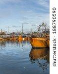 mar del plata  argentina   apr... | Shutterstock . vector #188790590
