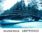 Beautiful Old Bridge Over The...