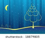 blue abstract background with...   Shutterstock .eps vector #18879805