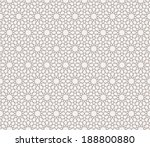background with seamless... | Shutterstock .eps vector #188800880