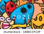 vector graphic illustration of...   Shutterstock .eps vector #1888119139