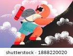 inspiration  motivation  target ... | Shutterstock .eps vector #1888220020
