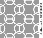 vector geometric seamless...   Shutterstock .eps vector #1888302850
