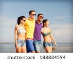 summer  holidays  vacation ... | Shutterstock . vector #188834594