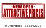 stamp with text attractive... | Shutterstock .eps vector #188842373