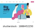discounts  sale  promotion  ...   Shutterstock .eps vector #1888452250