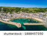 Aerial View Of Mousehole ...