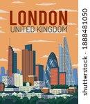 London United Kingdom Skyline...