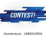 contest design for banner...   Shutterstock .eps vector #1888510906