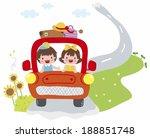 bon voyage   Shutterstock . vector #188851748