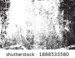vector distressed overlay... | Shutterstock .eps vector #1888533580