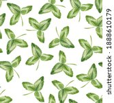 seamless pattern with... | Shutterstock . vector #1888610179