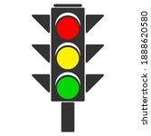 pedestrian traffic light ...   Shutterstock .eps vector #1888620580