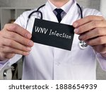 Medical concept meaning wnv...