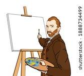 vectorial illustration of the... | Shutterstock .eps vector #1888734499