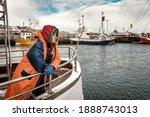 Professional Fisherman In...