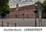 "Listed ""altes Gymnasium""  ""old..."