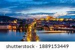 Prague Castle  Charles Bridge...
