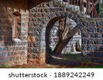 Ancient Structure   In The...
