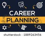 creative  career planning ...   Shutterstock .eps vector #1889263456