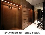 beautiful and modern interior... | Shutterstock . vector #188954003