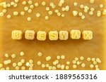 Beeswax Letters Made From...