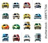 car icon. car vector.   Shutterstock .eps vector #188971766