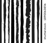 abstract black color paint... | Shutterstock .eps vector #1890063856