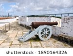 Fortress In Natal With Cannon