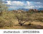 View Near Texas Canyon In The...